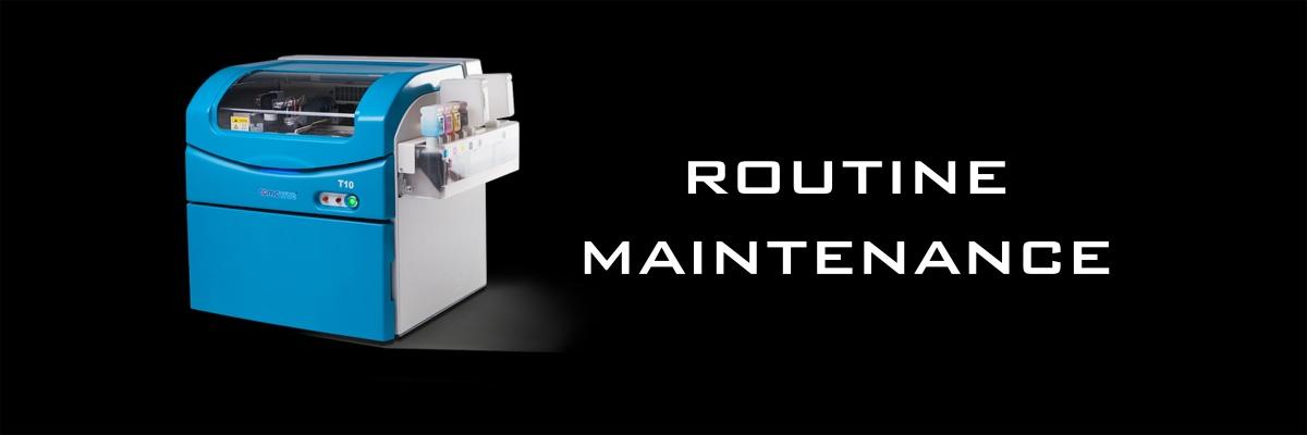 3D Printer Routine Maintenance