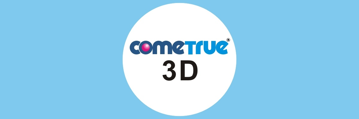 Join and ComeTrue Full-Color 3D Printing !!